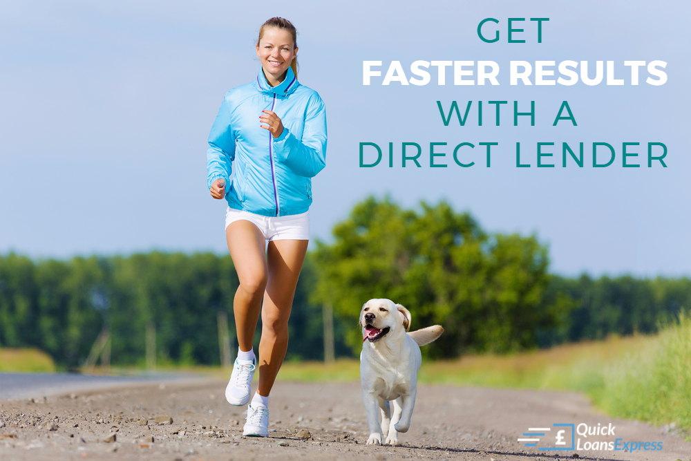 fast cash direct lender only